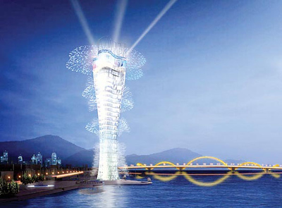 Han River Lighthouse project (cancelled)