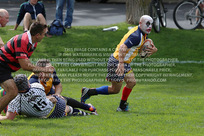2013 Open Division Clown Rugby Aspen Ruggerfest 46