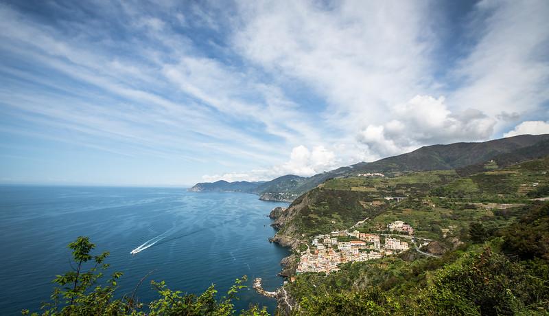 La Cinque Terre - the five lands