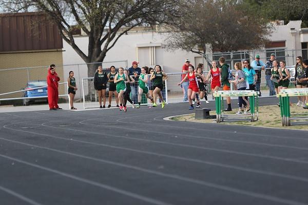 Wall Junior High Track Meet