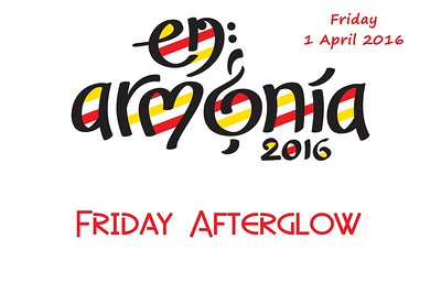 2016-0401 SABS -Friday Afterglow