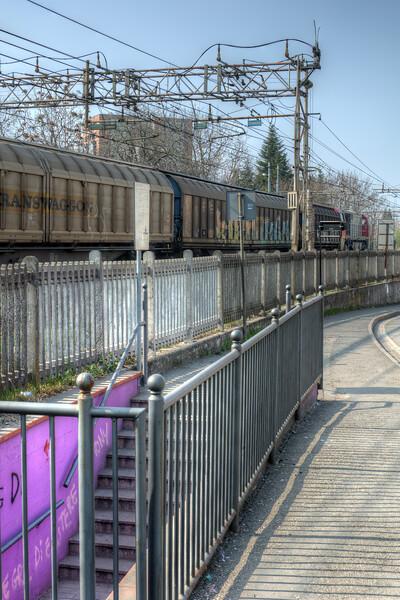 Underpass - Via Ramazzini, Reggio Emilia, Italy - March 24, 2012
