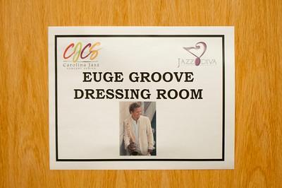 Euge Groove & Maysa @ Halton Theater CPCC 9-6-14  by Jon Strayhorn