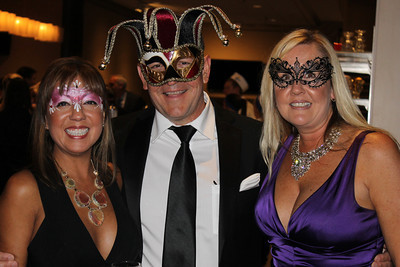Walton Arts Center Masquerade Ball