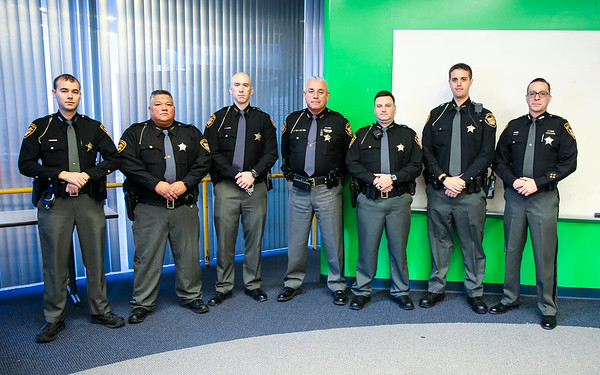 Cuyahoga County Sheriffs Department - New Deputies Winter