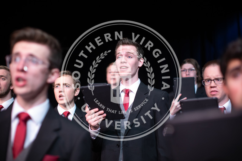 (2019-04-23) Concert Chorale and Chamber Singers Concert