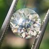 1.55ct Old European Cut Diamond GIA L VS1 8