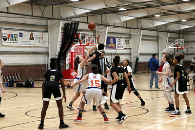 AAU Basketball May 4,  2019   Game 1