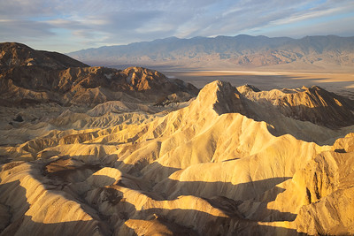 Recent Work: Death Valley