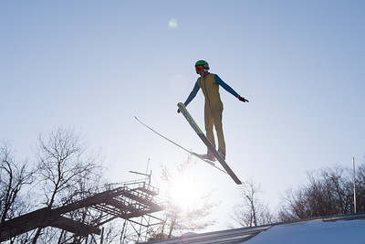 Ishpeming ski Jump 2018