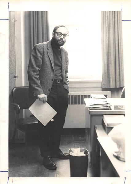 Fenigsohn, Harvey 1970 - 1973