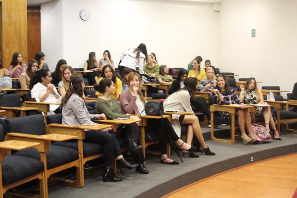 2018.08.30 Apertura curso Residencia Mujeres