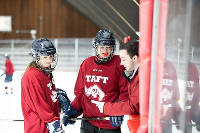 1/11/19: Girls' Thirds Hockey v Gunnery