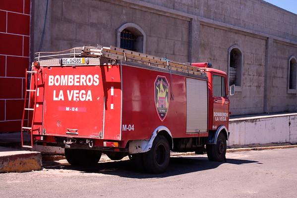 Dominican Bomberos