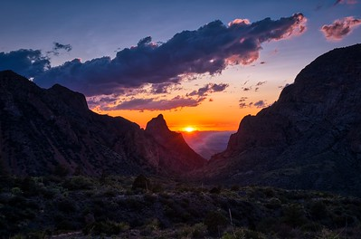 Big Bend National Park, TX In The Spring