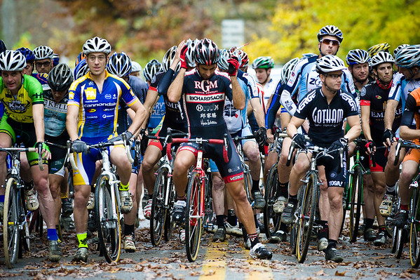 Elite Master Men <br> Beacon Cross <br> 10-31-2009