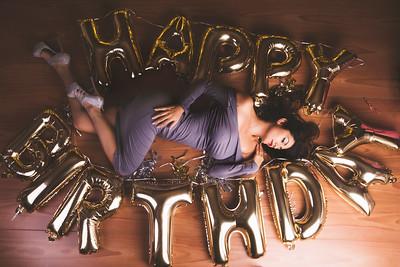 Birthday Dress - Ivy