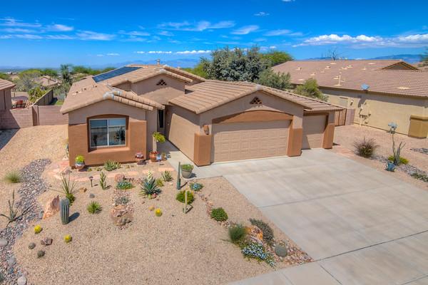 For Sale 671 E. Blue Mesa Pl., Vail, AZ 85641