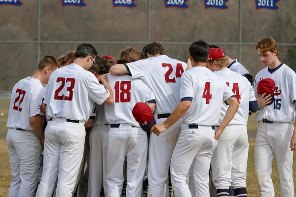 2019 Varsity Baseball vs. Kent