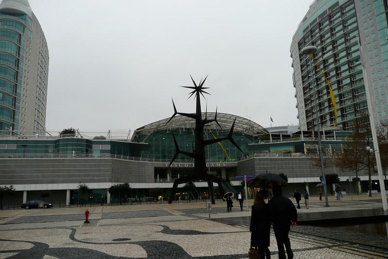 Centro Vasco da Gama. Parque das Nações, Lisbon