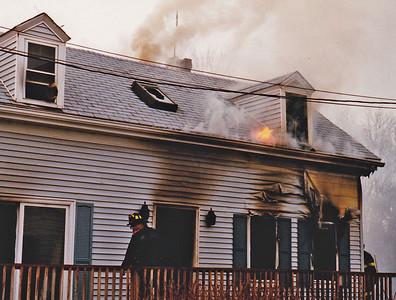 Salem, MA 1/1988 - House Fire
