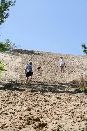 2009 June 23 - Canada sand dunes