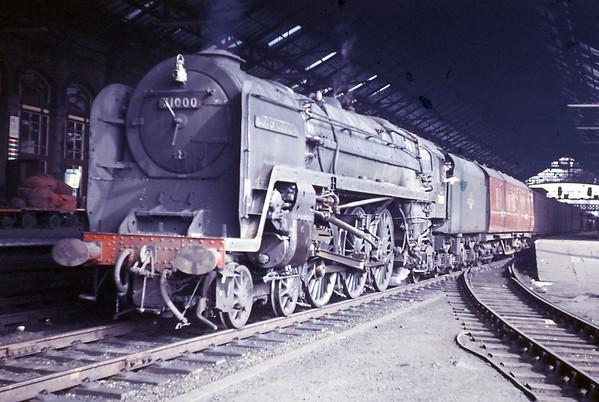 BR Standard Steam