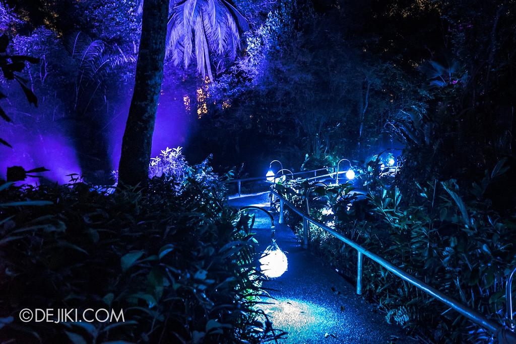 Singapore Zoo Rainforest Lumina - Shimmering Islands 1