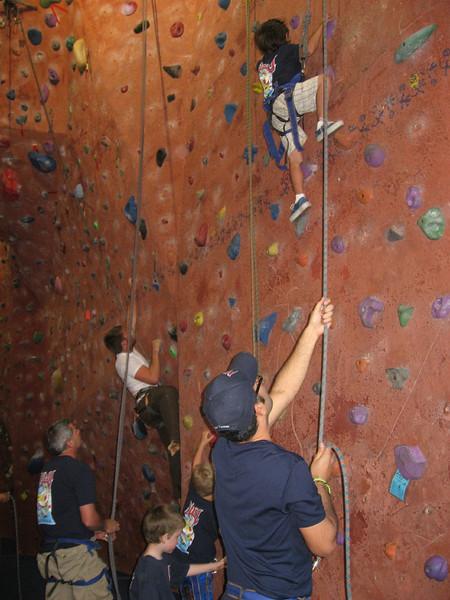 ClimbX - April 2009
