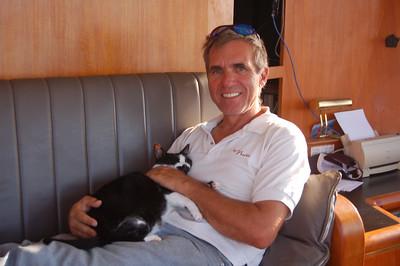 2007 Trip to the Boatyard