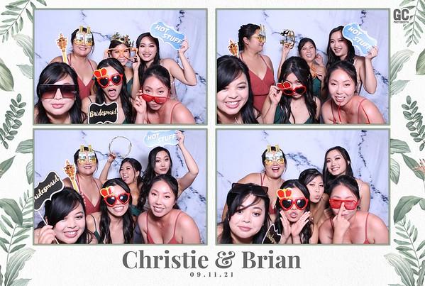 09-11-2021 Christie & Brian