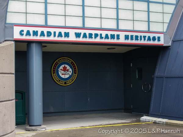 Canadian Warplane Heritage Museum - Hamilton, ON