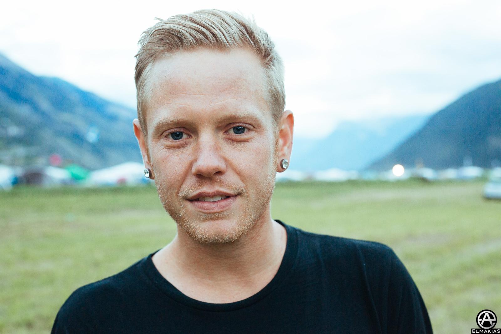 Josh Woodard Open Air Gampel Festival in Switzerland