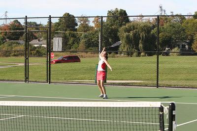 Girls Varsity Tennis - 2006-2007 -  9/26/2006 North Muskegon