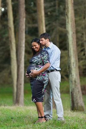 Elisa (John) Maternity Shoot 1.10.19