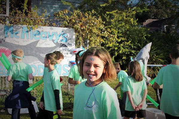 5th Grade Field Day - Fall 2015