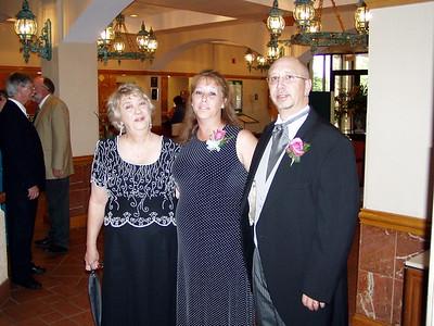 Jesse's wedding May 15, 2004