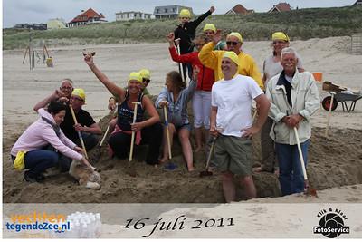 Vechten tegen de Zee 2011