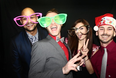 Downtown Marriott Holiday Party 2017