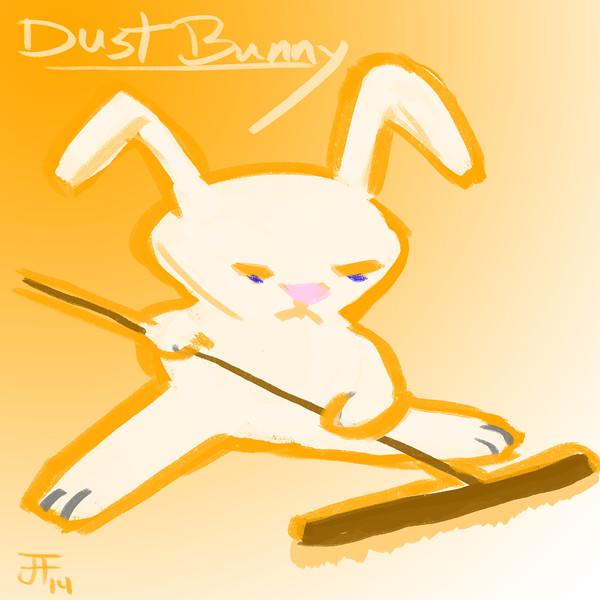 2014-09-30 Dust Bunny.jpg