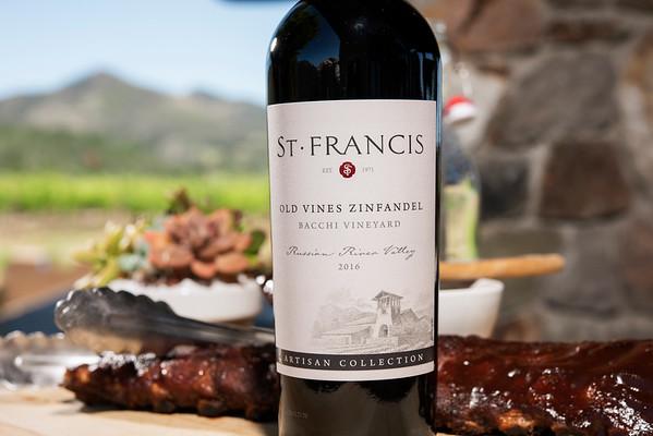 St Francis Food and Bottles May 27, 2020
