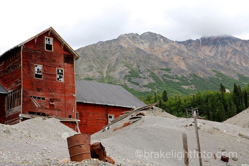 Tailings & North Sacking Shed
