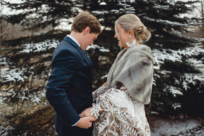 Requiem Images - Luxury Boho Winter Mountain Intimate Wedding - Seven Springs - Laurel Highlands - Blake Holly -544.jpg