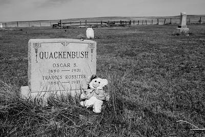 Keota, CO Historic Graveyard