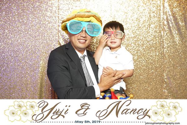 Yuji&Nancy 5-5-19