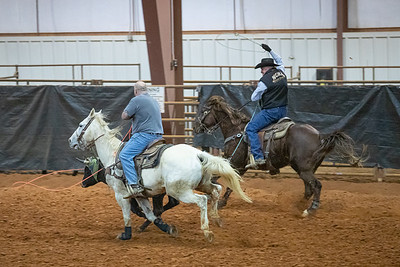 Get Em Tight Productions - Team Roping  2-6-21