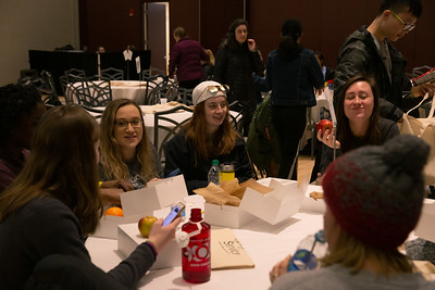 2019 Student Activities Spring Into Service