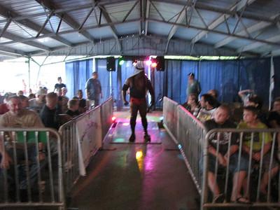 New World Wrestling Xtreme Summer Sizzler July 27, 2013