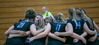 Athletics: Volleyball Fall 2018
