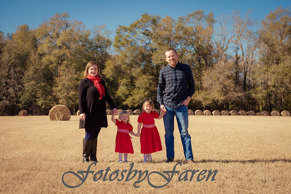 Hilley Family December 2017